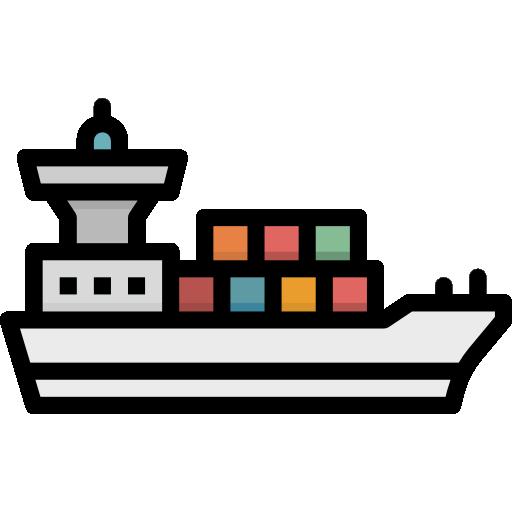 cargo-boat