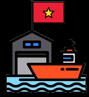 port bateau vietnam