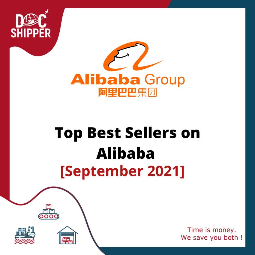 Top 50 Best Sellers Alibaba [September 2021]