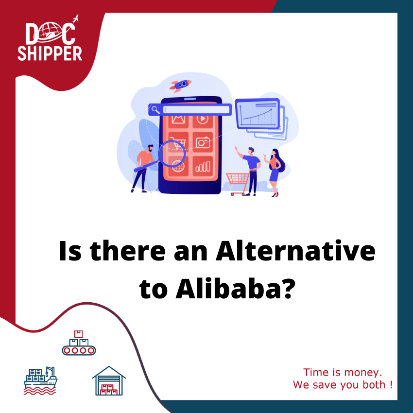 is there an alternative to alibaba
