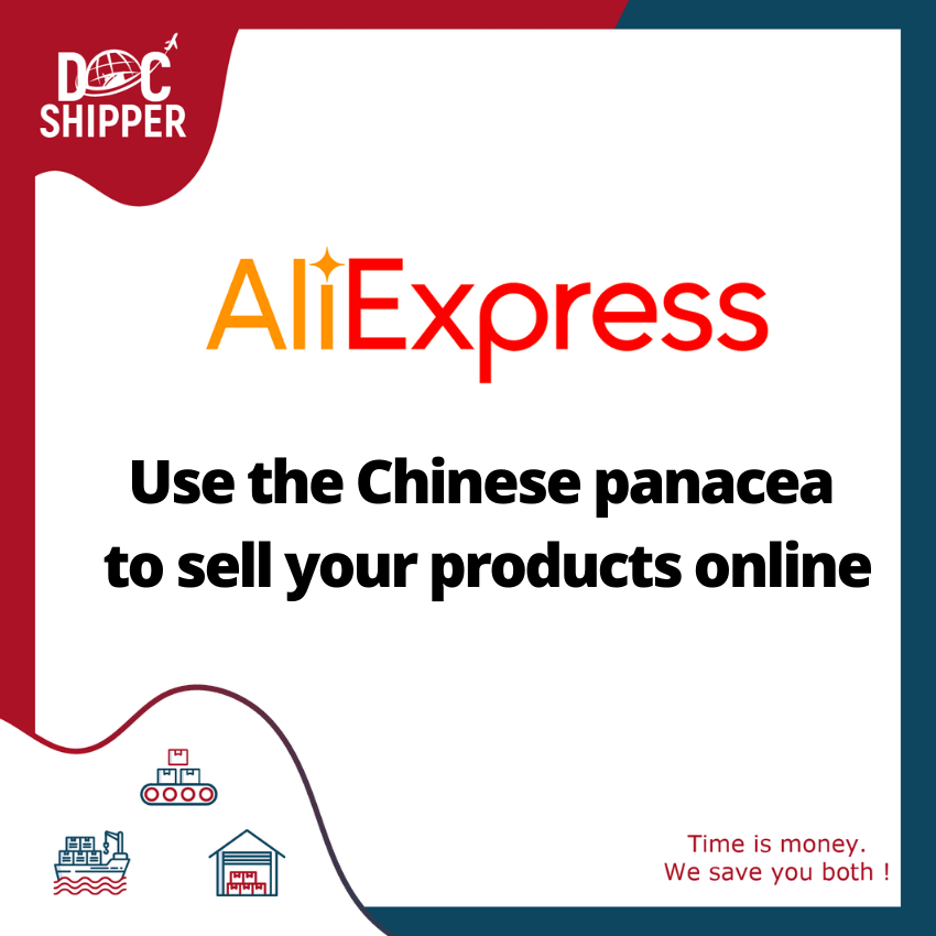 use the chinese panacea to sell your products online