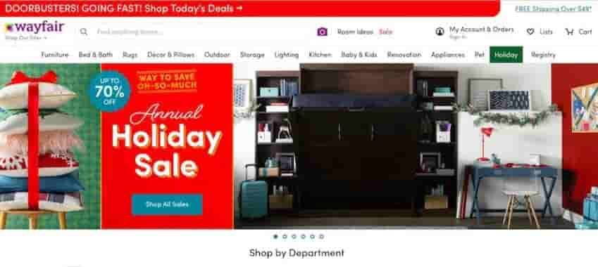 wayfair-dropshipping-store-success-story